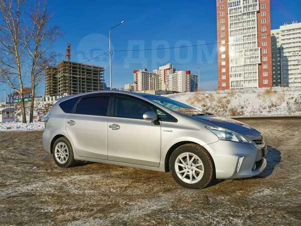Toyota Prius a, 2012 год, 790 000 руб.