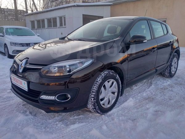 Renault Megane, 2015 год, 559 000 руб.