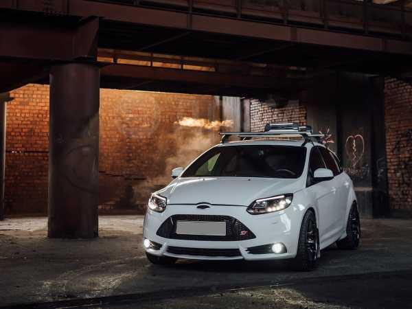 Ford Focus ST, 2012 год, 1 100 000 руб.