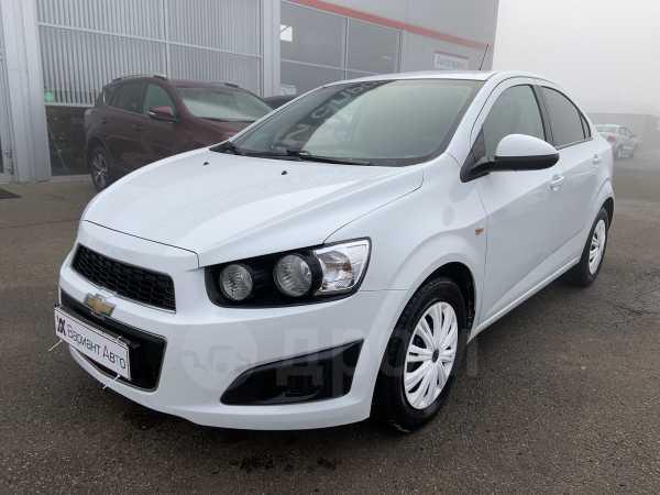 Chevrolet Aveo, 2014 год, 467 000 руб.