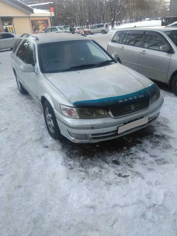 Toyota Mark II Wagon Qualis, 1997 год, 185 000 руб.