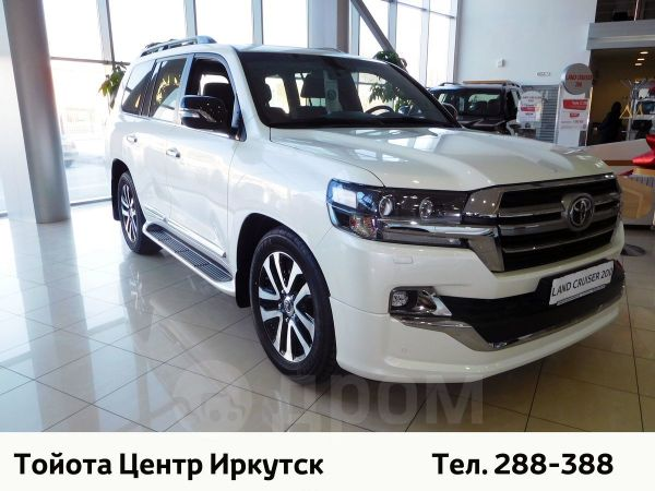Toyota Land Cruiser, 2019 год, 6 065 000 руб.