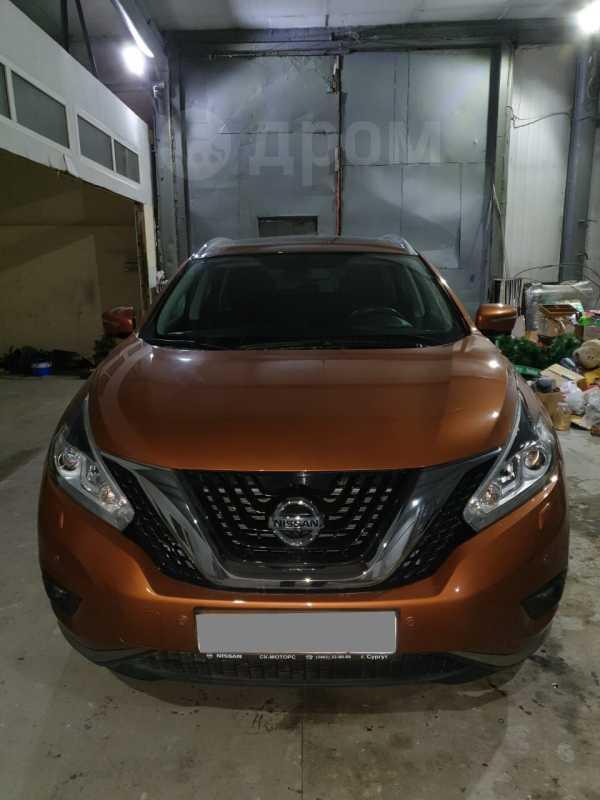 Nissan Murano, 2016 год, 2 050 000 руб.