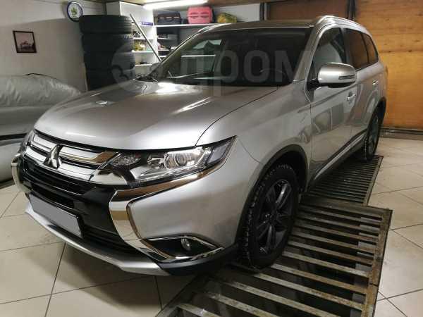 Mitsubishi Outlander, 2016 год, 1 335 000 руб.
