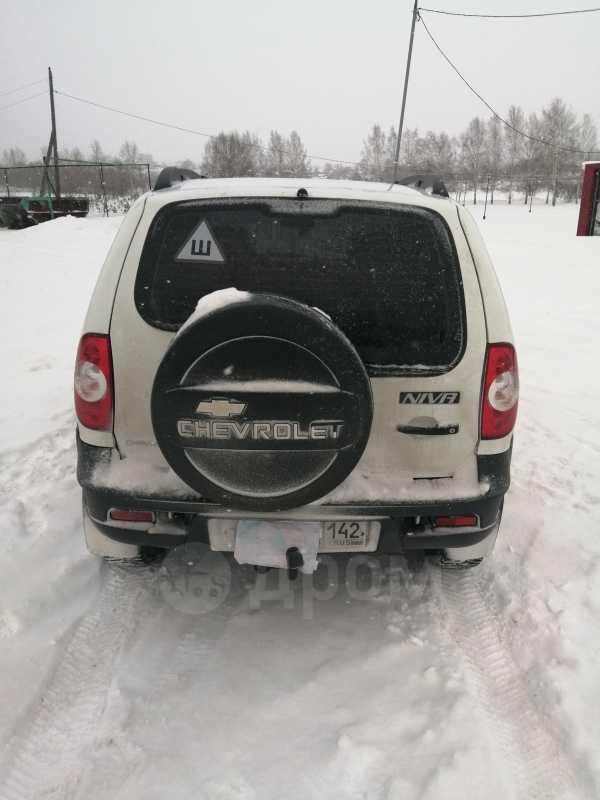 Chevrolet Niva, 2015 год, 420 000 руб.