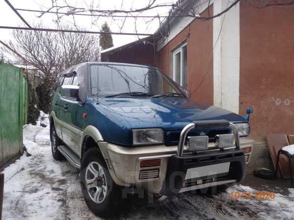 Nissan Mistral, 1996 год, 310 000 руб.