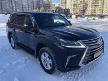 Новосибирск Lexus LX450d 2016