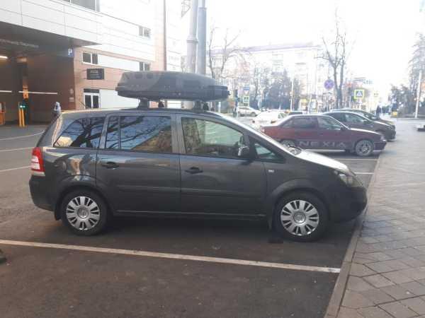 Opel Zafira, 2011 год, 430 000 руб.