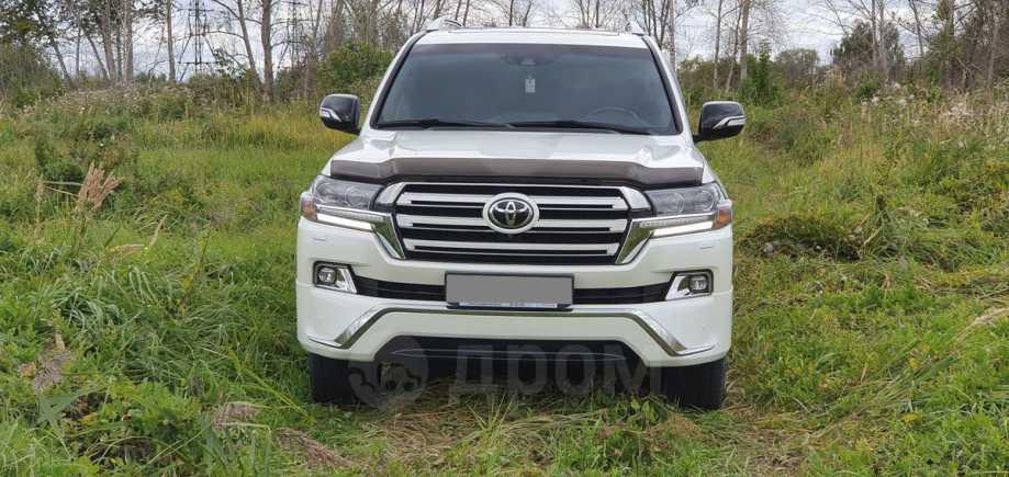 Toyota Land Cruiser, 2016 год, 4 240 000 руб.