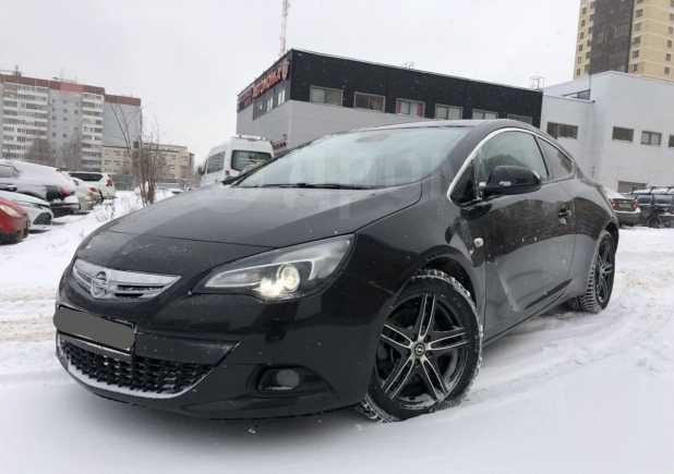 Opel Astra GTC, 2014 год, 479 000 руб.