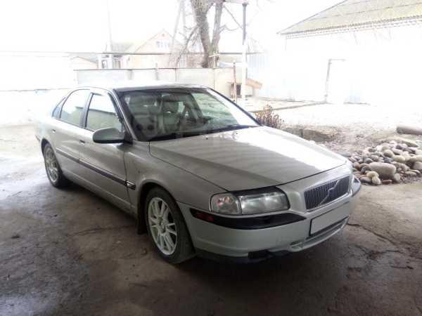 Volvo S80, 2002 год, 180 000 руб.