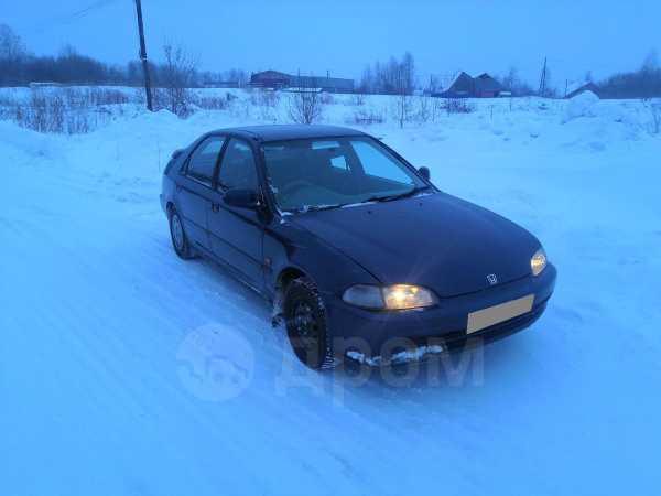 Honda Civic Ferio, 1994 год, 89 000 руб.