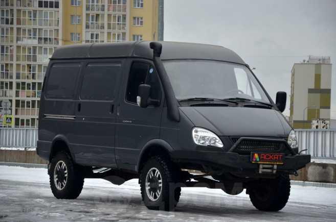 ГАЗ 2217, 2015 год, 580 000 руб.