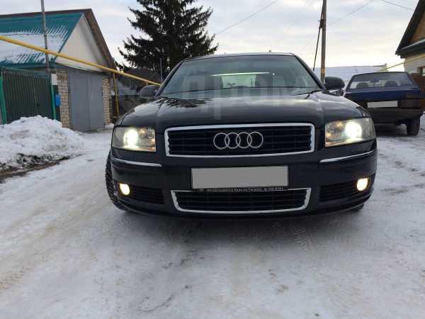 Audi A8, 2004 год, 450 000 руб.