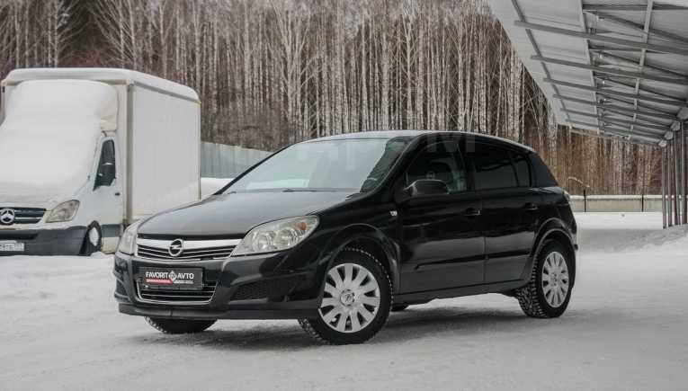 Opel Astra, 2008 год, 309 000 руб.