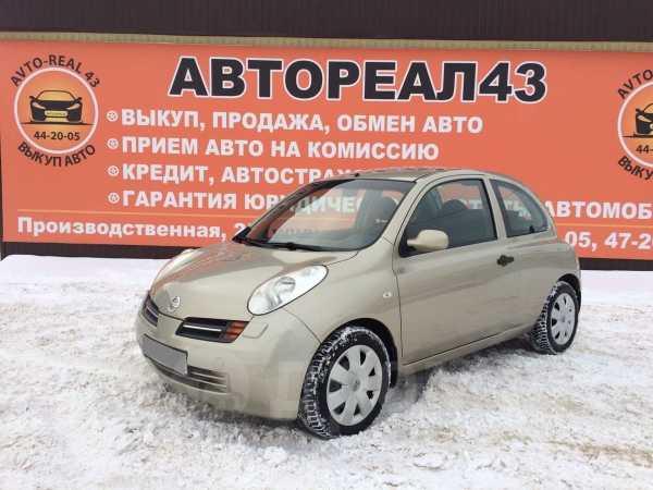 Nissan Micra, 2004 год, 190 000 руб.