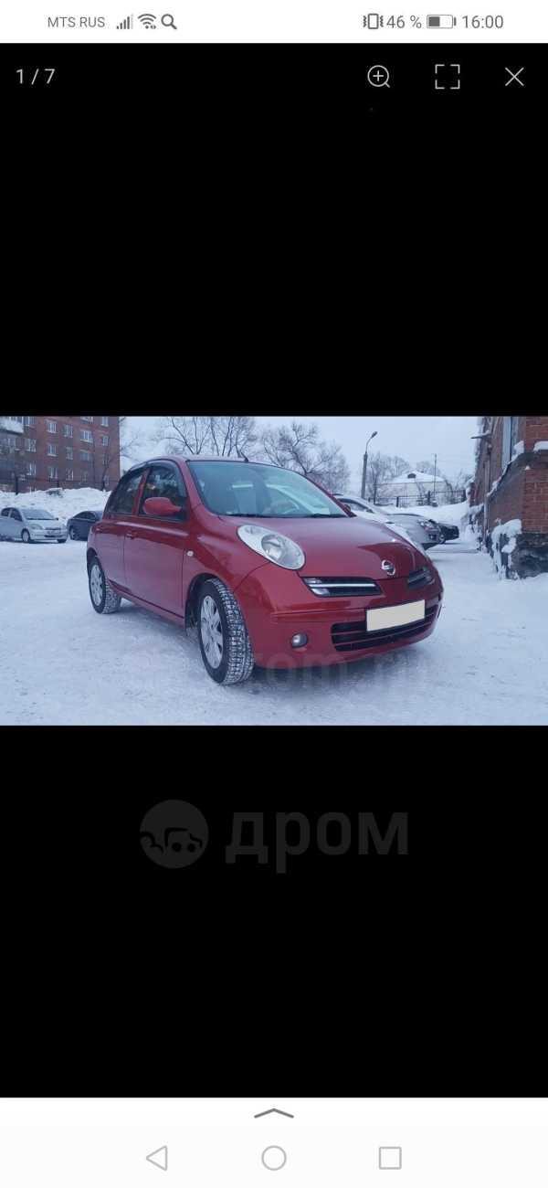 Nissan Micra, 2010 год, 395 000 руб.