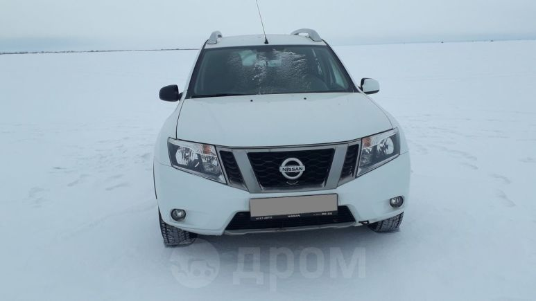 Nissan Terrano, 2017 год, 735 000 руб.