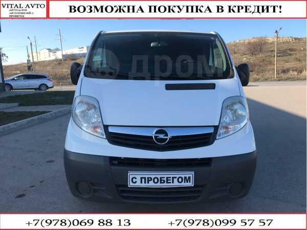 Opel Vivaro, 2009 год, 799 000 руб.