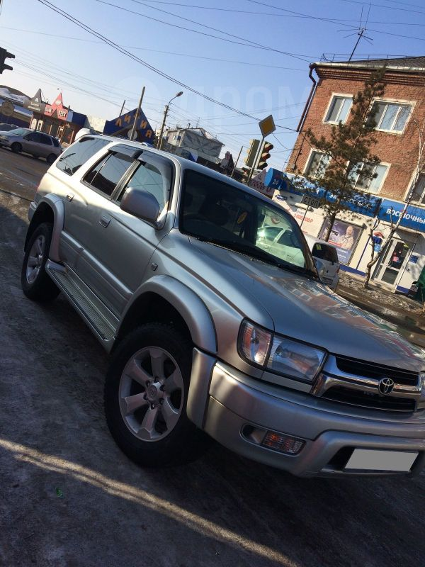 Toyota Hilux Surf, 2002 год, 315 000 руб.