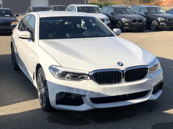BMW 5-Series, 2019 год, 4 560 000 руб.