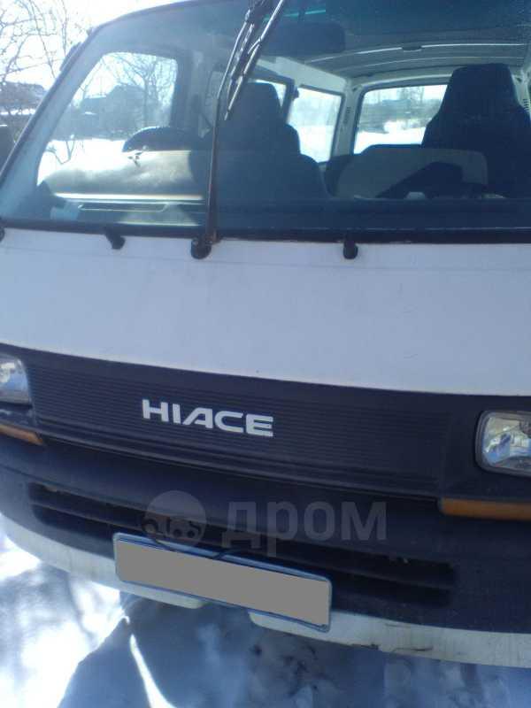 Toyota Hiace, 1992 год, 185 000 руб.
