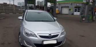Элиста Opel Astra 2011