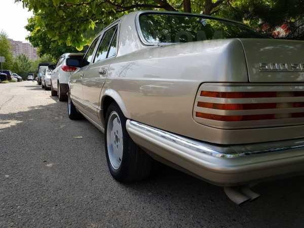 Mercedes-Benz S-Class, 1983 год, 350 000 руб.