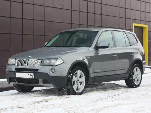 BMW X3, 2009 год, 595 000 руб.