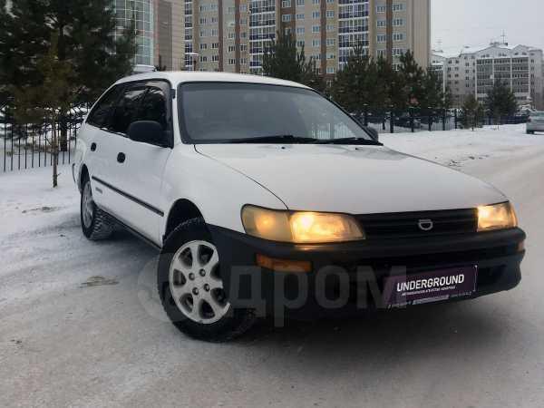 Toyota Sprinter, 1999 год, 154 000 руб.