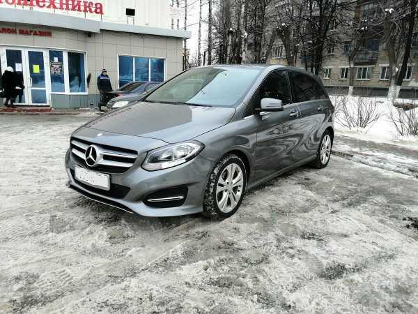 Mercedes-Benz B-Class, 2015 год, 1 100 000 руб.