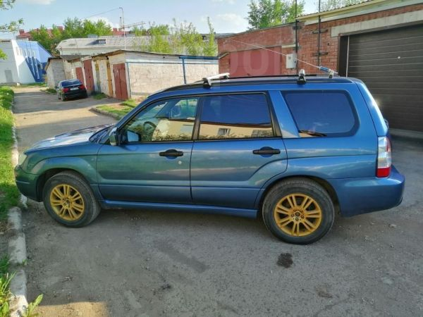Subaru Forester, 2007 год, 475 000 руб.