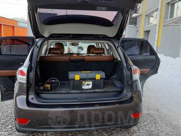 Lexus RX270, 2013 год, 1 610 000 руб.