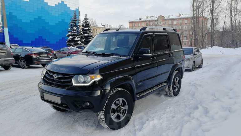УАЗ Патриот, 2014 год, 525 000 руб.
