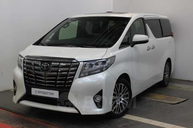 Toyota Alphard, 2016 год, 2 750 000 руб.