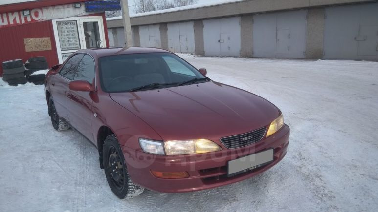 Toyota Carina ED, 1996 год, 205 000 руб.