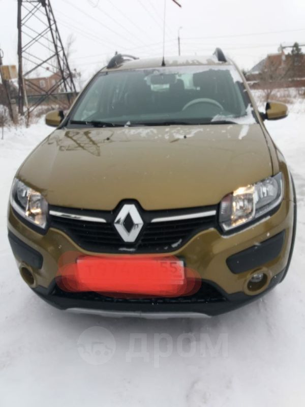 Renault Sandero, 2015 год, 595 000 руб.