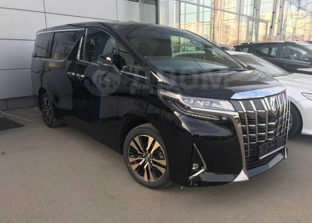 Toyota Alphard, 2019 год, 4 740 000 руб.