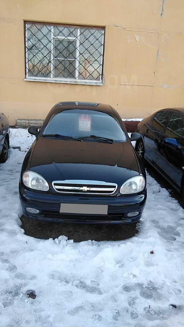 Chevrolet Lanos, 2008 год, 148 000 руб.