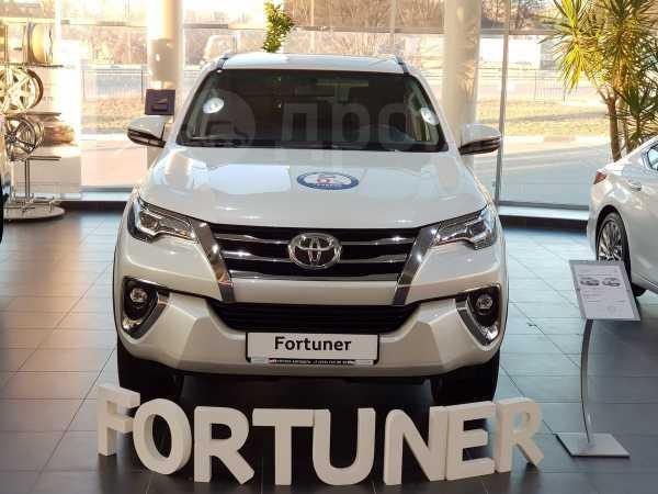 Toyota Fortuner, 2019 год, 3 070 000 руб.
