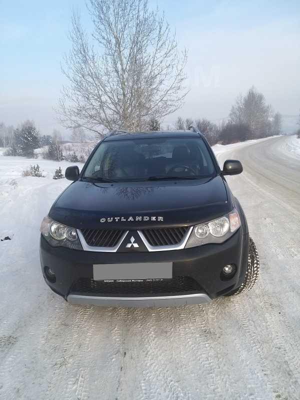 Mitsubishi Outlander, 2007 год, 655 000 руб.