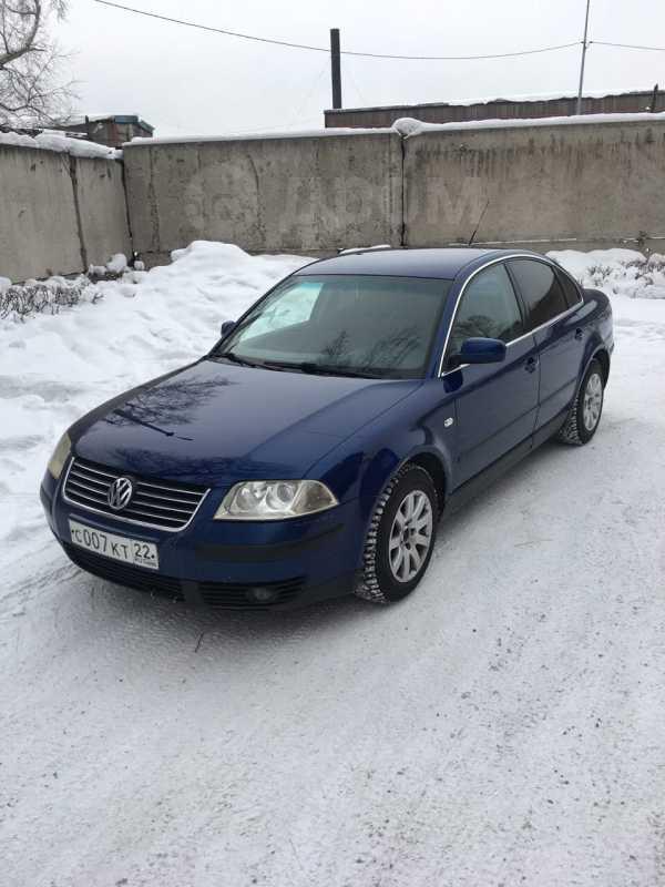 Volkswagen Passat, 2002 год, 207 000 руб.