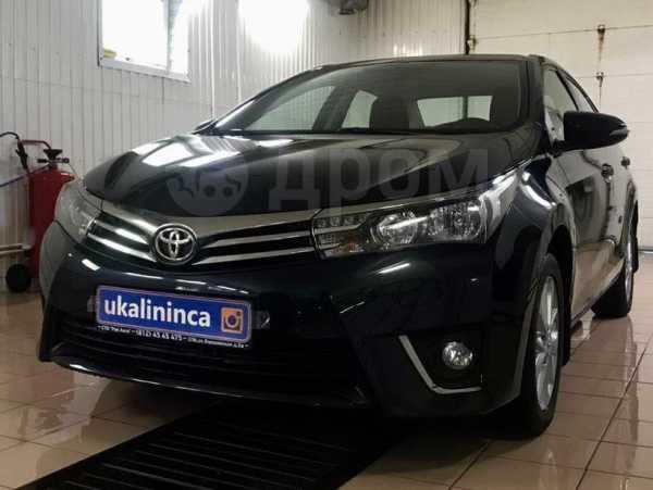 Toyota Corolla, 2015 год, 780 000 руб.