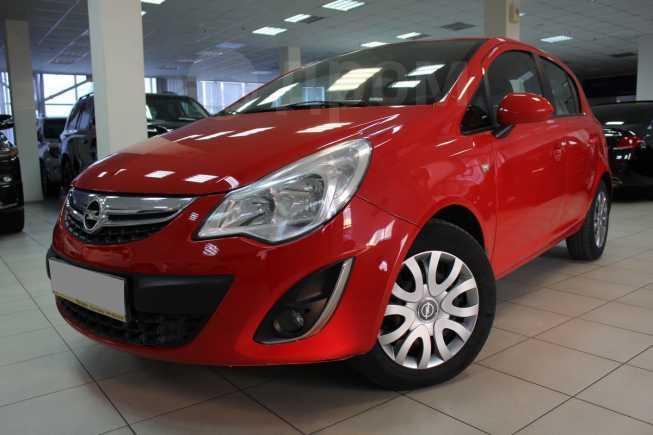 Opel Corsa, 2012 год, 395 000 руб.