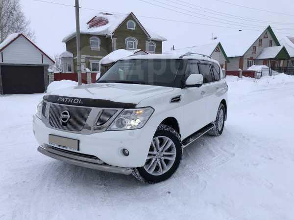 Nissan Patrol, 2010 год, 1 425 000 руб.