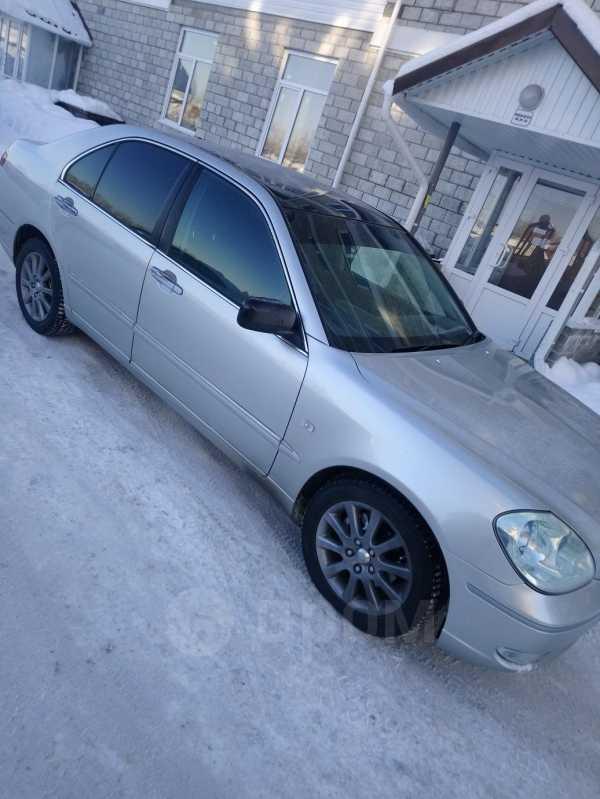 Toyota Brevis, 2003 год, 515 000 руб.