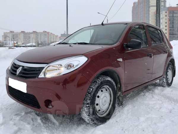 Renault Sandero, 2011 год, 269 000 руб.