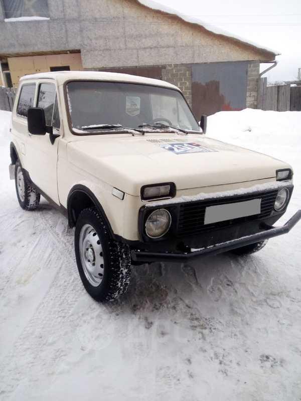 Лада 4x4 2121 Нива, 1994 год, 55 000 руб.