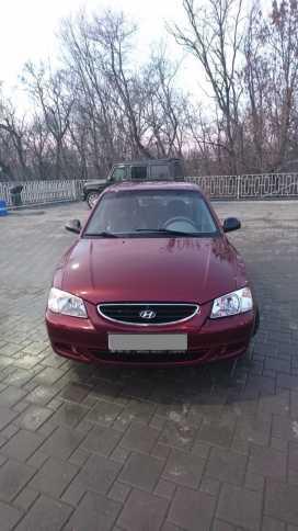 Ростов-на-Дону Accent 2008