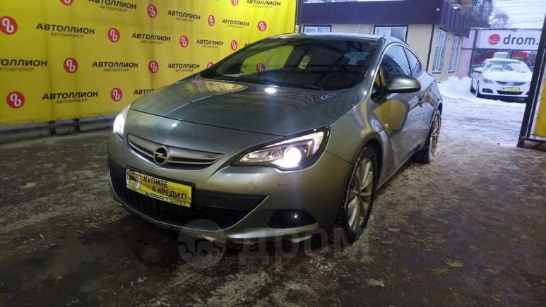 Opel Astra GTC, 2013 год, 540 000 руб.